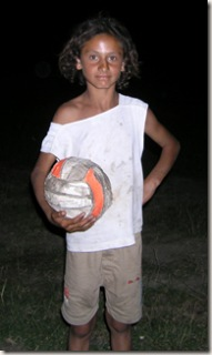 Romany Gypsy Kid