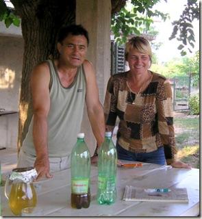 Josep and Nina