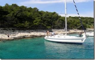 Palmizana Bay - Pakleni Islands
