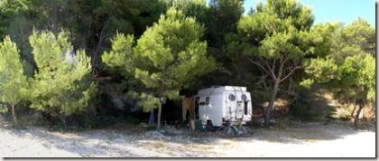 Van on the Beach - Ciovo